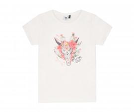 Детска тениска с къс ръкав 3Pommes 3Q10014-19, за момиче на възраст 11-12 г.