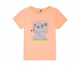 Детска тениска с къс ръкав 3Pommes 3Q10014-763, за момиче на възраст 4-14 г.