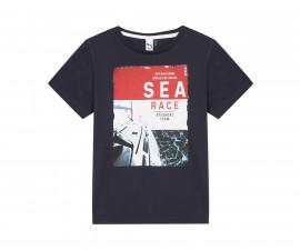 Детска тениска с къс ръкав 3Pommes 3Q10015-04, за момче на възраст 4-14 г.
