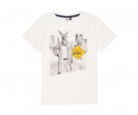 Детска тениска с къс ръкав 3Pommes 3Q10015-19, за момче на възраст 4-14 г.
