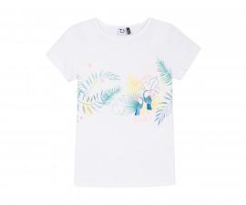 Детска тениска с къс ръкав 3Pommes 3Q10024-01, за момиче на възраст 7-8 г.
