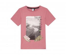 Детска тениска с къс ръкав 3Pommes 3Q10025-352, за момче на възраст 4-14 г.