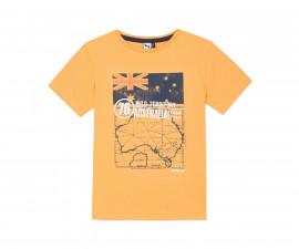 Детска тениска с къс ръкав 3Pommes 3Q10025-737, за момче на възраст 4-14 г.