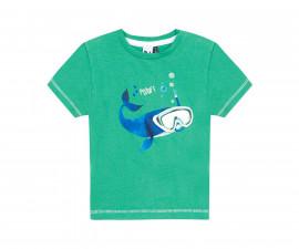 Детска тениска с къс ръкав 3Pommes 3Q10033-54, за момче на възраст 6 м.-4 г.