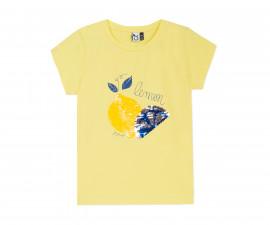 Детска тениска с къс ръкав 3Pommes 3Q10034-720, за момиче на възраст 4-14 г.