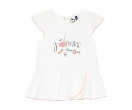 Детска блуза с къс ръкав 3Pommes 3Q10052-19, за момиче на възраст 6 м.-4 г.