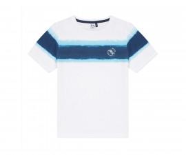 Детска тениска с къс ръкав 3Pommes 3Q10135-01, за момче на възраст 4-14 г.