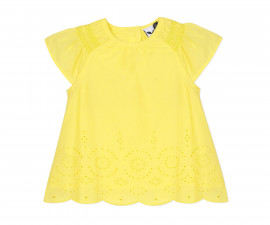 Детска блуза с къс ръкав 3Pommes 3Q12022-722, за момиче на възраст 6 м.-4 г.
