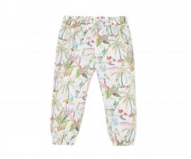 Детски панталон принт 3Pommes 3Q22032-01, за момиче на възраст 6 м.-4 г.
