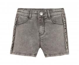 Детски дънкови къси панталони 3Pommes 3Q26044-29, за момиче на възраст 4-14 г.