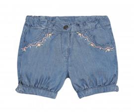 Детски дънкови къси панталони 3Pommes 3Q26062-46, за момиче на възраст 6 м.-4 г.
