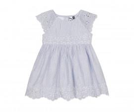 Детска рокля с къс ръкав 3Pommes 3Q31052-40, за възраст 6 м.-4 г.