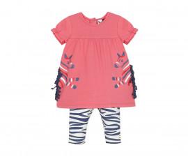 Комплект детска туника с детски клин 3Pommes 3Q37022-330, 6 м.-4 г.