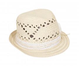 Детска шапка с периферия 3Pommes 3Q90012-61, за момиче на възраст размер: 50