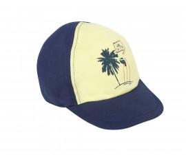 Детска шапка с козирка 3Pommes 3Q90013-73, за момче на възраст размер: 44-50