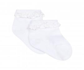 Детски къси чорапи 3Pommes 3Q93012-01, за момиче на възраст №19-22