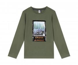 Детскa тениска с дълъг ръкав 3Pommes 3R10045-56, момче, 3-10 г.