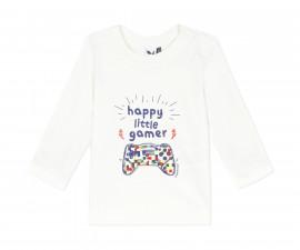 Детскa тениска с дълъг ръкав 3Pommes 3R10993-11, момче, 9 м.-4 г.