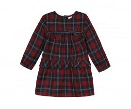 Детска рокля с дълъг ръкав 3Pommes 3R30172-392, 6 м.-3 г.