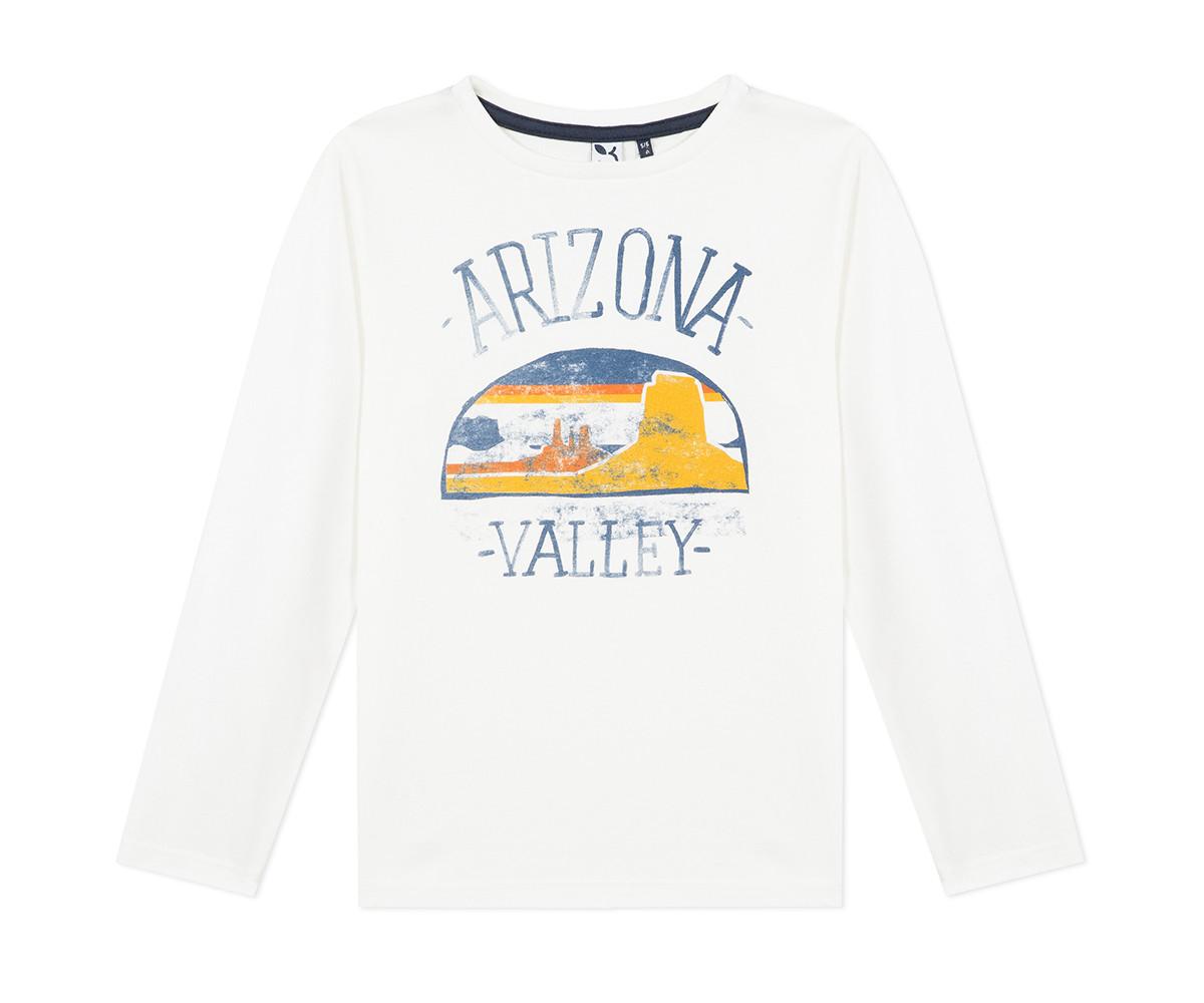 Детскa тениска с дълъг ръкав 3Pommes 3R10005-19, момче, 3-10 г.