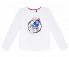 Детска блуза с дълъг ръкав 3Pommes 3R10834-01, момиче, 3-10 г.