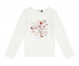 Детска блуза с дълъг ръкав 3Pommes 3R10004-19, момиче, 3-10 г.