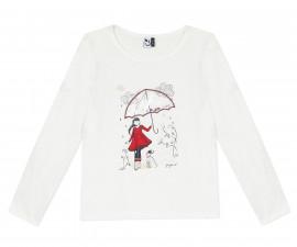 Детска блуза с дълъг ръкав 3Pommes 3R10094-19, момиче, 3-10 г.