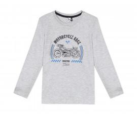 Детскa тениска с дълъг ръкав 3Pommes 3R10905-22, момче, 3-12 г.
