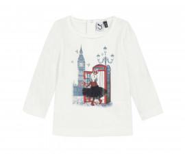 Детска блуза с дълъг ръкав 3Pommes 3R10012-19, момиче, 6 м.-3 г.