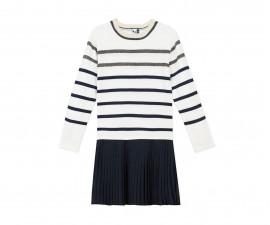Детска рокля с дълъг ръкав 3Pommes 3R30134-49, 3-10 г.