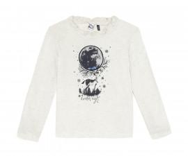 Детска блуза с дълъг ръкав 3Pommes 3R10724-19, момиче, 3-10 г.