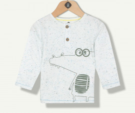 тениска с дълъг ръкав марка Z с фабричен № 1N10190-11, за момче за възраст 3 м.- 4 г.