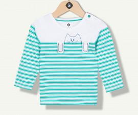 тениска с дълъг ръкав марка Z с фабричен № 1N10290-01, за момче за възраст 12 м.