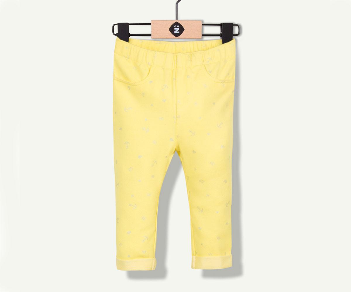 панталон марка Z с фабричен № 1N22140-07, за момиче за възраст 3м.- 4 г.