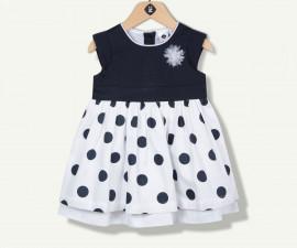 рокля с къс ръкав марка Z с фабричен № 1N30070-04, за момиче за възраст 3м.- 4 г.