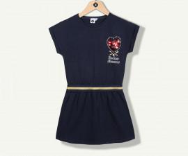 рокля с къс ръкав марка Z с фабричен № 1N30141-04, за момиче за възраст 2-14 г.