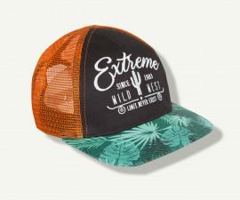 шапка с козирка марка Z с фабричен № 1N90151-02, за момче р-р: 56