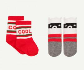 Детски чорапи, 2 чифта Z 1P93000-03, момче, №15-26