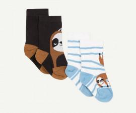 Детски чорапи, 2 чифта Z 1P93110-04, момче, №15-26