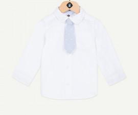 Детска риза с дълъг ръкав Z 1P12030-01, момче, 3-36 м.