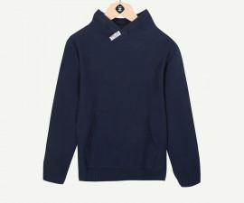 Детски пуловер с висока яка Z 1P18031-04, момче, 3-14 г.