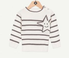 Детски пуловер Z 1P18120-11, момче, 3-36 м.