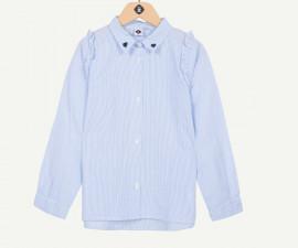 Детска риза с дълъг ръкав Z 1P12001-41, момиче, 3-14 г.