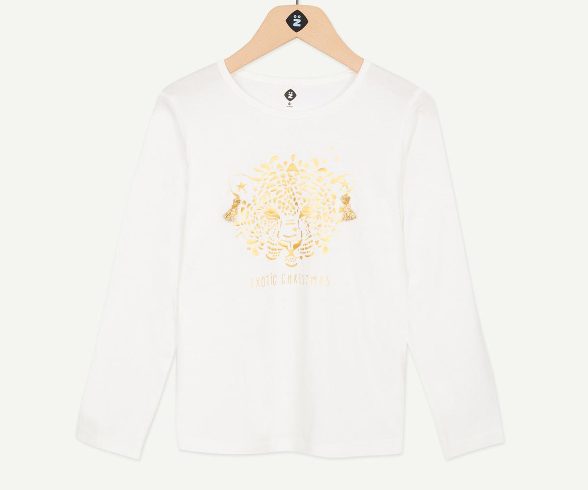 Детска блуза с дълъг ръкав Z 1P10401-11, момиче, 3-14 г.