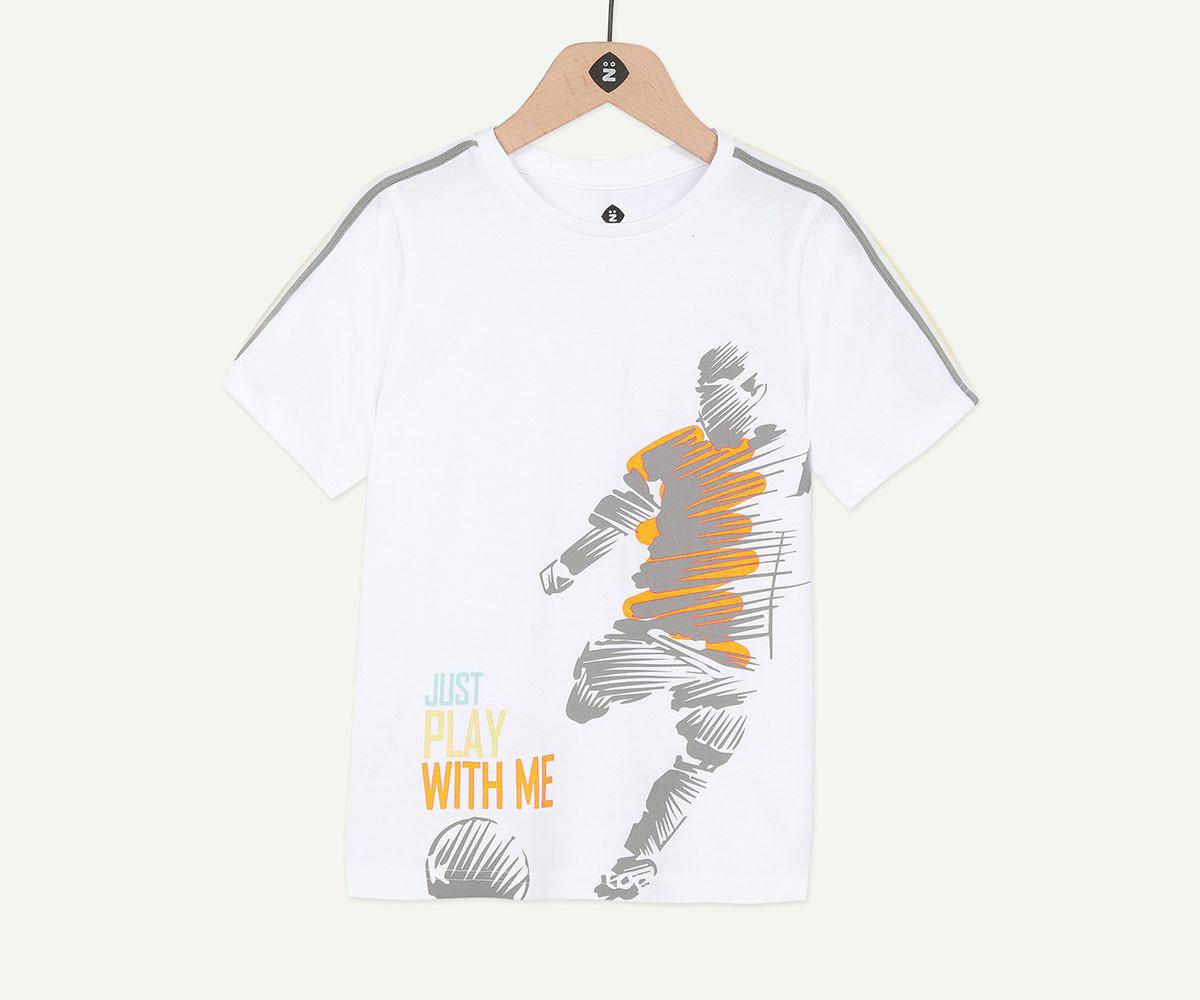 Детска тениска с къс ръкав Z 1Q10071-01, момче, 3-14 г.