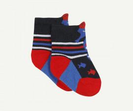 Детски къси чорапи Z 1Q93100-04, момче, №15-26