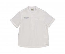 Риза с къс ръкав Трибионд 60489-11A, момче, размери:3-10 г.