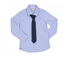 Риза с дълъг ръкав Трибионд 60496-96Y, момче, размери:3-14 г.