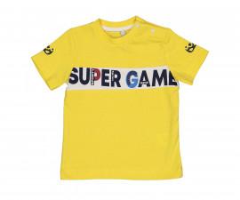 Детска тениска с къс ръкав Birba 84045-35A, момче, 6-24 м.