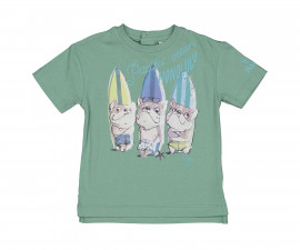 Детска тениска с къс ръкав Birba 84061-25I, момче, 6-24 м.